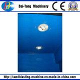 Macchina bagnata di sabbiatura dell'ente manuale della vetroresina