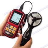 디지털 풍속계, 공기 각측정속도, 풍속 미터, 온도계, 자기 풍속계 (BE836, BE836+)