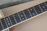 Guitarra acústica música/41 de Hanhai '' con el sólido superior (00042)