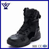 Schwarze Militärarmee-lädt taktische Kampf-Land-Polizei Schuhe auf (SYSG-125)