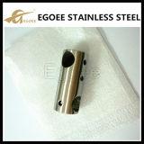Soporte de barra transversal de acero inoxidable para sistemas de barandilla de barandilla