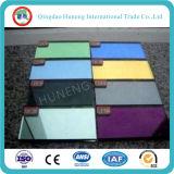 Color de 5 mm de aluminio Espejo con paquete de seguridad
