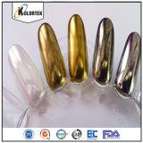 Colorant de miroir de chrome, constructeur argenté de colorant de clou d'effet de miroir de colorant de chrome