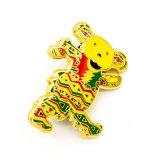 Emblema animal do Pin do esmalte feito sob encomenda do presente da promoção
