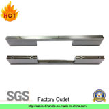 Ручка тяги двери оборудования мебели шкафа прямой связи с розничной торговлей фабрики алюминиевая (a 004)