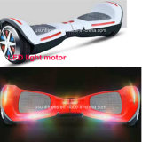 Rad-elektrischer Roller des Zoll-zwei mit Bluetooth u. LED-Lichtern