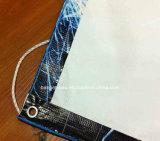 Напольное изготовленный на заказ печатание рекламируя знамя PVC винила (SS-VB87)
