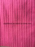 低下の針のストリップが付いているマイクロ羊毛ファブリック