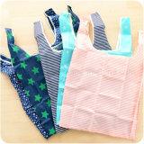 El cosmético no tejido reutilizable del totalizador del bolso del supermercado de las compras de la promoción lleva bolsos
