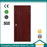 Деревянная дверь двери дуба/грецкого ореха твердая деревянная для проекта