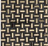 Fabrik-Preis-Gebäude Materil natürliches Marmormosaik in Polier (FYSC101)