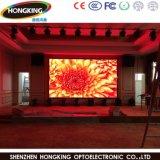 El colmo de la alta calidad restaura la visualización de LED a todo color de interior P6