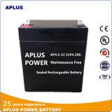 Batterie supérieure de SLA de Qualiy 12V 4.2ah pour le matériel d'éclairage