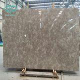 Emperador 또는 Bosy 가벼운 회색 또는 숙녀 Grey Polished Marble Tiles 또는 석판