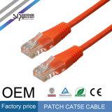 Sipu cavi del calcolatore del cavo del cavo di zona di 4 accoppiamenti Cat5e UTP