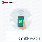 MIFARE標準的な4kは支払のための13.56MHz RFID NFCの札を防水する