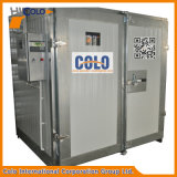 Forno elettrico del rivestimento della polvere di prezzi di fabbrica di Colo -0815 piccolo