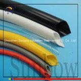 Sunbow 4mm claro tanque de pescado de la bomba de aire de la línea de aire tubo de acuario manguera de PVC