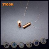 Bobina elétrica diminuta do fio do fio de cobre dos eletroímãs para velas do diodo emissor de luz