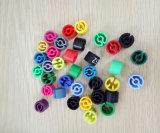 Runde preiswerte Plastikgrößen-Markierung für Aufhängung
