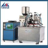 Flk heißer Verkaufs-automatische Salbe-/Zahnpasta-Gefäß-Plombe und Dichtungs-Maschine