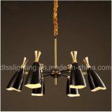 応接室Decorotionのための現代デザインシャンデリアの鉄そしてアルミニウムペンダント灯