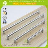 forti maniglie solide in lega di zinco del Governo della mobilia del tubo del tubo dell'acciaio inossidabile del piedino di 96mm