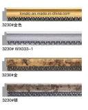 Mousse de bâti de picoseconde moulant pour la décoration d'illustration de mur de pétrole