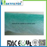 As telas da fibra de vidro do filtro de ar personalizam o tamanho e a forma