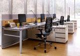 Moderner Art-erstklassiger Personal-einzelne Zeile Kundenkontaktcenter-Arbeitsplätze (SZ-WS670)
