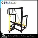 High school Equipment  Hammer Strength Plate Loade Vertical Leg Press OS-H037