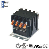 HcdpシリーズタイプのAC磁気接触器3段階AC接触器4p 240V 25A