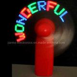 Напечатанные вентиляторы ручки проблескивать матрицы СИД подарка промотирования с логосом (3509)