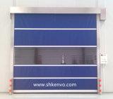 PVCファブリック倉庫のための速い代理のローラーシャッタードア
