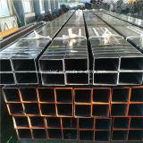ASTM A500 GR. uma tubulação quadrada de aço preta de Q235B com superfície do petróleo