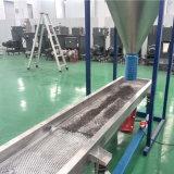 500kg/H de tweelingExtruder van de Schroef voor Plastic Masterbatch