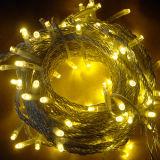 屋外の庭ライトホテルの装飾のための8m LEDストリングライト