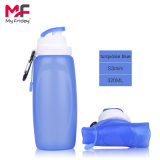 силикон 320ml LFGB Approvd складной ягнится бутылка воды для Hiking