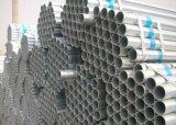 Construcción Tubo de acero galvanizado usado para rociadores