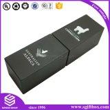 Boîte-cadeau UV de carton d'endroit de luxe