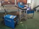 Het kleine draagbare automatische CNC plasma van China en vlam scherpe machine