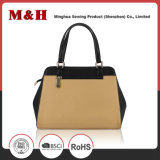 Form kundenspezifische PU-lederne Entwerfer-Dame-Handtasche