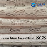 Maglia respirabile del jacquard del tessuto di maglia 80.2%Nylon 19.8%Spandex