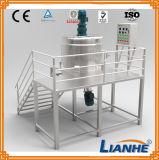 Multifunctionele het Mengen zich van de Homogenisator Machine voor Shampoo/Vloeibaar Zeep/Detergens