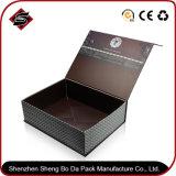 Plegable el rectángulo de regalo de papel de empaquetado de la impresión 4c para los productos electrónicos
