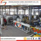 Cadena de producción suave del tubo del manguito del PVC Layflat