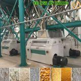 Machine de moulin de maïs à échelle réduite 10t/24h