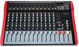 高品質の可聴周波ミキサーCTシリーズ混合コンソールよい価格