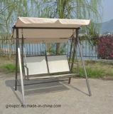 فناء حديقة أرجوحة كرسي تثبيت مع 2 مقادات