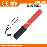 Schwarzer u. roter sichtbarer LED Verkehrs-Taktstock der Farben-in hohem Grade (LTB-1)